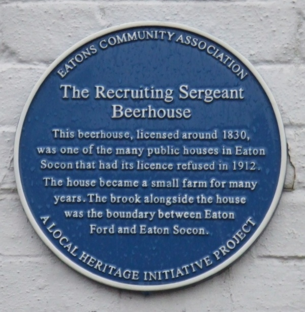 The Recruiting Sergeant Beerhouse